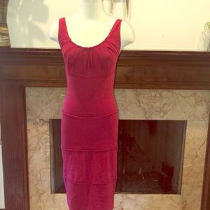 Moschino Cheap and Chic Red Dress